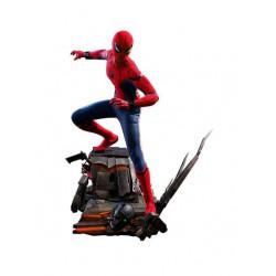 SPIDER-MAN HOMECOMING FIGURINE QUARTER SCALE SERIES 1 4 SPIDER-MAN 44 CM