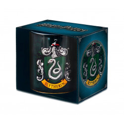 SLYTHERIN HARRY POTTER BOXED MUG