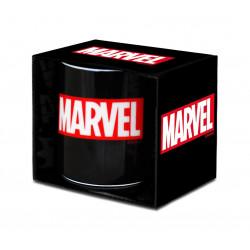 MARVEL LOGO BOXED MUG