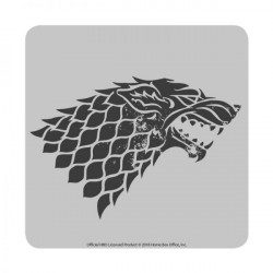STARK GAME OF THRONES COASTER