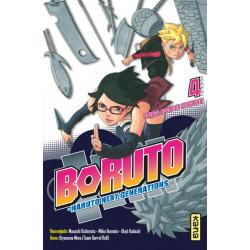 ROMAN BORUTO - TOME 4