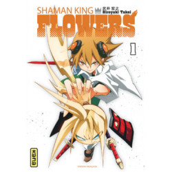 SHAMAN KING FLOWERS - TOME 1