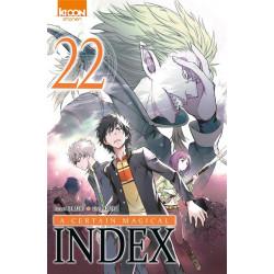 A CERTAIN MAGICAL INDEX T22 - VOL22
