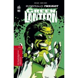 GREEN LANTERN - EMERALD TWILIGHT - TOME 0