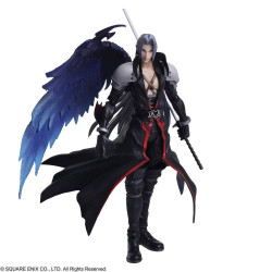 SEPHIROTH ANOTHER FORM VARIANT FINAL FANTASY BRING ARTS ACTION FIGURE