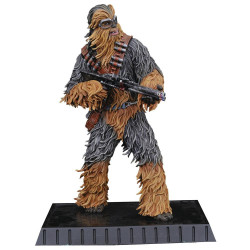 CHEWBACCA STAR WARS MOVIE MILESTONES STATUE