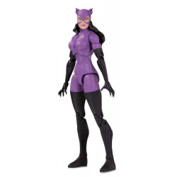 KNIGHTFALL CATWOMAN DC ESSENTIALS ACTION FIGURINE