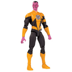 SINESTRO DC ESSENTIALS ACTION FIGURINE