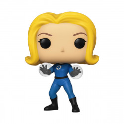 INVISIBLE GIRL FANTASTIC FOUR POP! MARVEL VINYL FIGURE
