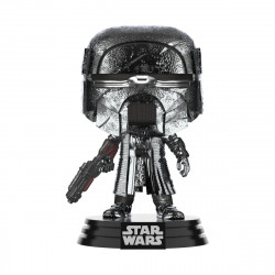 KOR BLASTER (CHROME) STAR WARS POP! MOVIES VINYL FIGURE