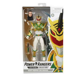 MIGHTY MORPHIN LORD DRAKKON RANGER POWER RANGERS LIGHTNING COLLECTION ACTION FIGURE 15 CM