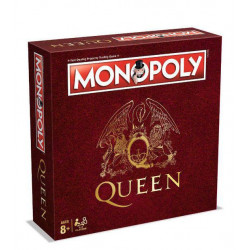 QUEEN MONOPOLY GAME