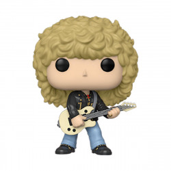 RICK SAVAGE DEF LEPPARD POP! ROCKS VINYL FIGURE