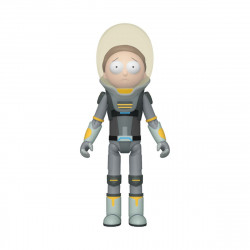 SPACE SUIT MORTY RICK AND MORTY ACTION FIGURINE