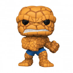 THE THING FANTASTIC FOUR POP! MARVEL VINYL FIGURE