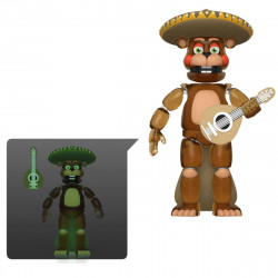 EL CHIP FIVE NIGHTS AT FREDDY'S PIZZERIA SIMULATOR ACTION FIGURINE