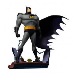 BATMAN OPENING SEQUENCE VERSION THE ANIMATED SERIES ARTFX STATUE