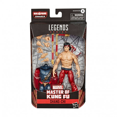 SHANG CHI (MARVEL MASTER OF KUNG FU) MARVEL LEGENDS SERIES SPIDER-MAN 2020 WAVE 1 FIGURINE 15 CM
