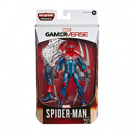 SPIDER-MAN VELOCITY SUIT (MARVEL GAMERVERSE) MARVEL LEGENDS SERIES SPIDER-MAN 2020 WAVE 1 FIGURINE 1
