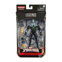 SUPERIOR OCTOPUS (MARVEL SPIDER-MAN) MARVEL LEGENDS SERIES SPIDER-MAN 2020 WAVE 1 FIGURINE 15 CM