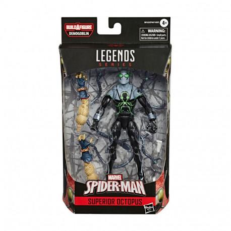 SUPERIOR OCTOPUS (MARVEL SPIDER-MAN) MARVEL LEGENDS SERIES SPIDER-MAN 2020 WAVE 1 FIGURINE 15 CM