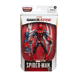 SPIDER-MAN SPIDER-ARMOR MARK III MARVEL LEGENDS SERIES SPIDER-MAN 2020 WAVE 1 FIGURINE 1