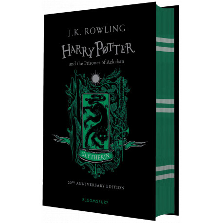 HARRY POTTER ET LE PRISONNIER D'AZKABAN - EDITION SERPENTARD