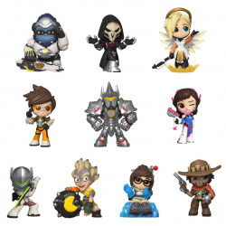 OVERWATCH MINI VINYL FIGURE
