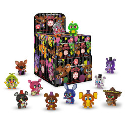 FIVE NIGHTS AT FREDDY'S PIZZA SIMULATOR MYSTERY MINI FIGURE