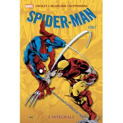 SPIDER-MAN: L'INTEGRALE T46 (1987)
