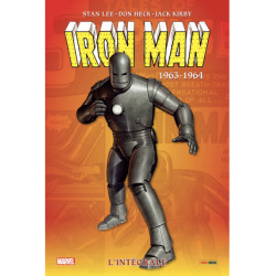 IRON-MAN: L'INTEGRALE T01 (1963-1964)