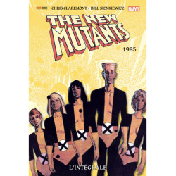 NEW MUTANTS: L'INTEGRALE T03 (1985)