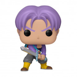 TRUNKS DRAGON BALL Z POP! ANIMATION VINYL FIGURE