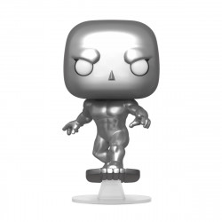 SILVER SURFER FANTASTIC FOUR POP! MARVEL VINYL FIGURE