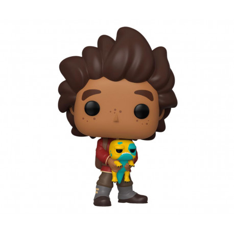 EZRAN DRAGON PRINCE POP! TV VINYL FIGUR