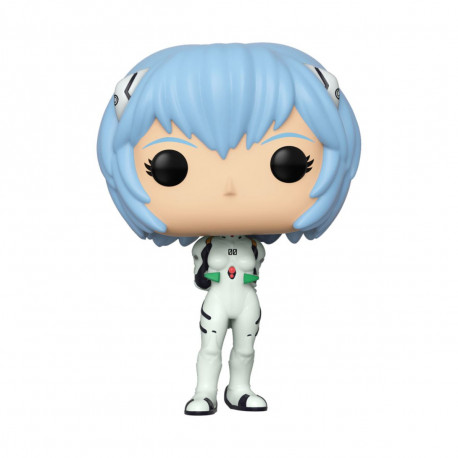 REI EVANGELION POP! GAMES VINYL FIGURE