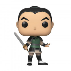 MULAN AS PING POP! MOVIES VINYL FIGURE