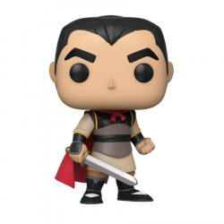 LI SHANG MULAN POP! MOVIES VINYL FIGURE
