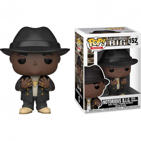 NOTORIOUS BIG POP! ROCKS VINYL FIGURE