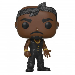 TUPAC TUPAC POP! ROCKS VINYL FIGURE