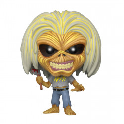 KILLERS (SKELETON EDDIE) IRON MAIDEN POP! ROCKS VINYL FIGURE