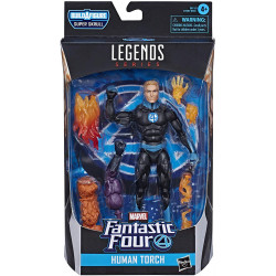 HUMAN TORCH MARVEL LEGENDS ACTION FIGURE