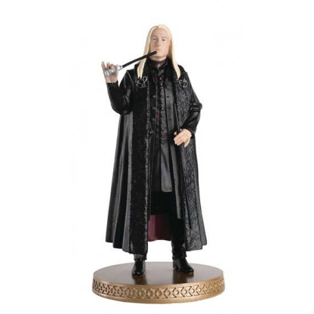 LUCIUS MALFOY HARRY POTTER WIZARDING WORLD FIGURINE COLLECTION