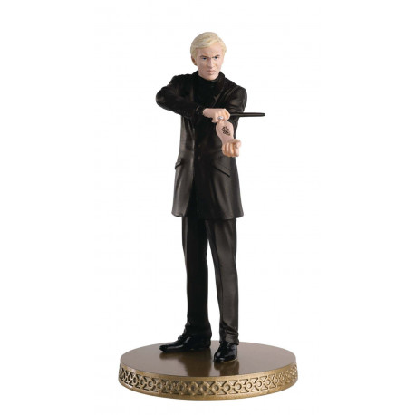 DRACO MALFOY HARRY POTTER WIZARDING WORLD FIGURINE COLLECTION