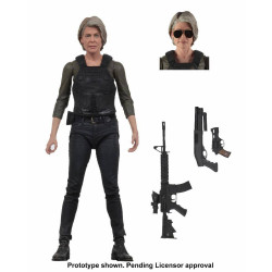 SARAH CONNOR TERMINATOR : DARK FATE ACTION FIGURE