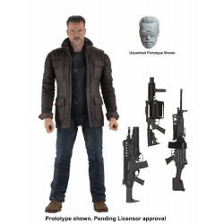 T-800 TERMINATOR : DARK FATE ACTION FIGURE