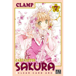 CARD CAPTOR SAKURA - CLEAR CARD ARC T07