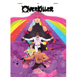 OVERKILLER - OVER THE RAINBOW