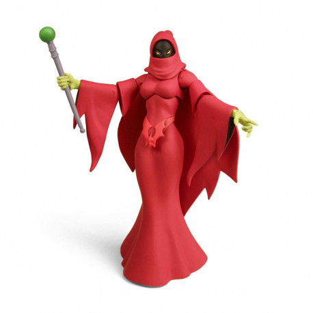 SHADOW WEAVER MASTERS OF THE UNIVERSE CLUB GRAYSKULL WAVE 4 ACTION FIGURE