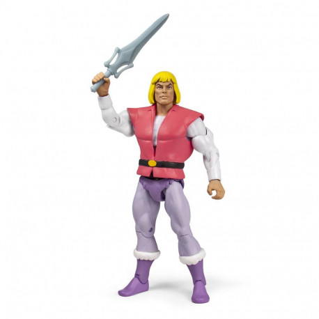 PRINCE ADAM MASTERS OF THE UNIVERSE CLUB GRAYSKULL WAVE 4 ACTION FIGURE
